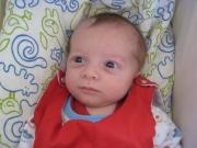 Ethan, 2 mois