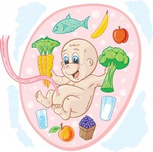 Healthy baby