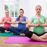 Schwangerschaft Pregnant Yoga Kurs
